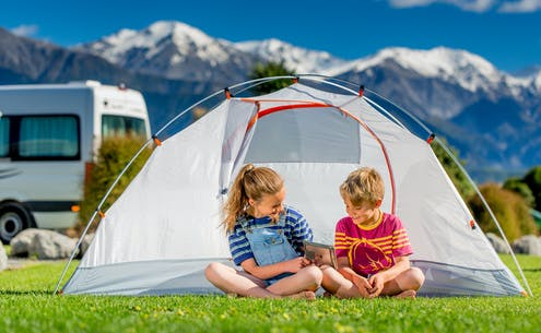 kaikoura holiday park accommodation non powered sites