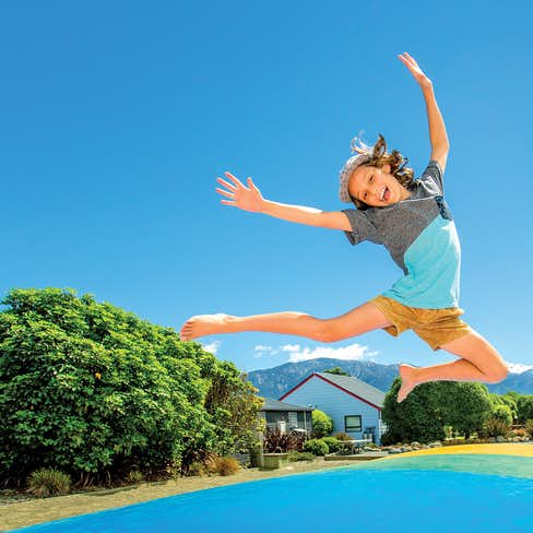 kaikoura holiday park facilities