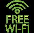 Free WiFi  (250MB)